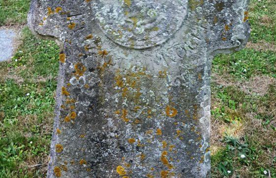 Gravestone of ROLFE Elizabeth 1827
