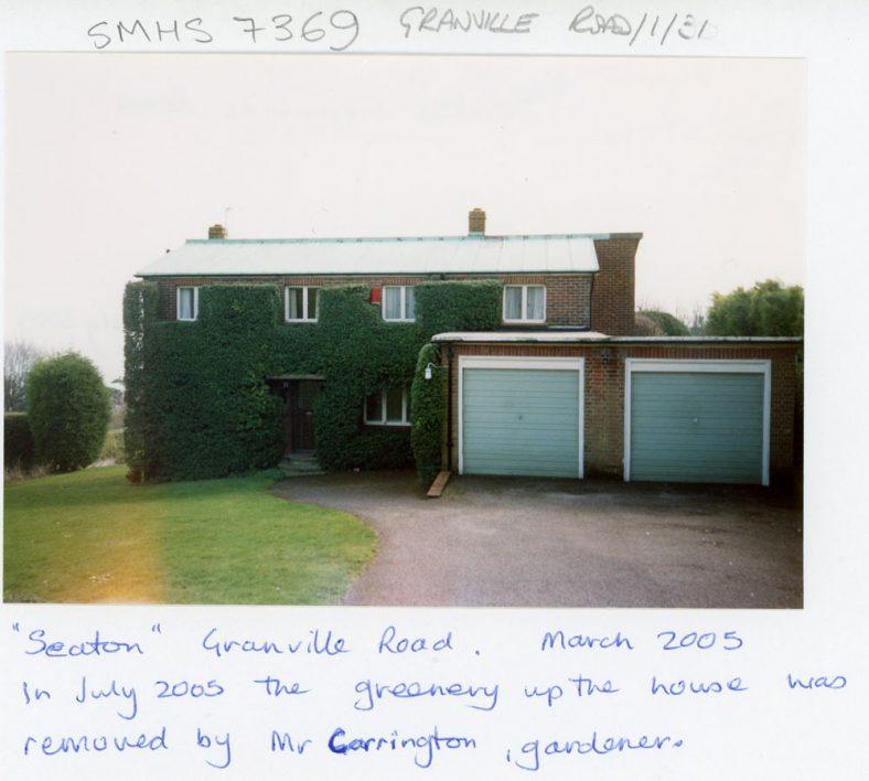 Seaton, Granville Road. 2005