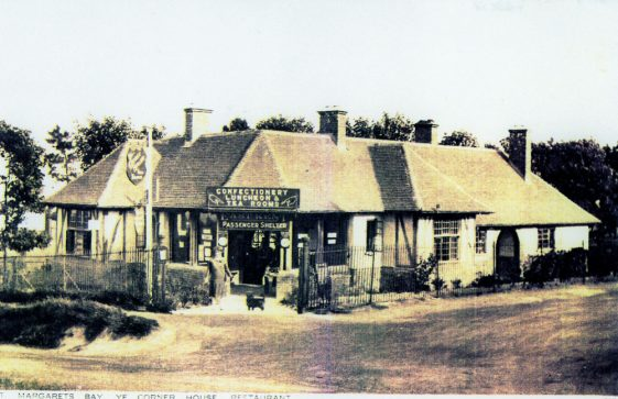 Corner House Tearooms, Bay Hill. c1930