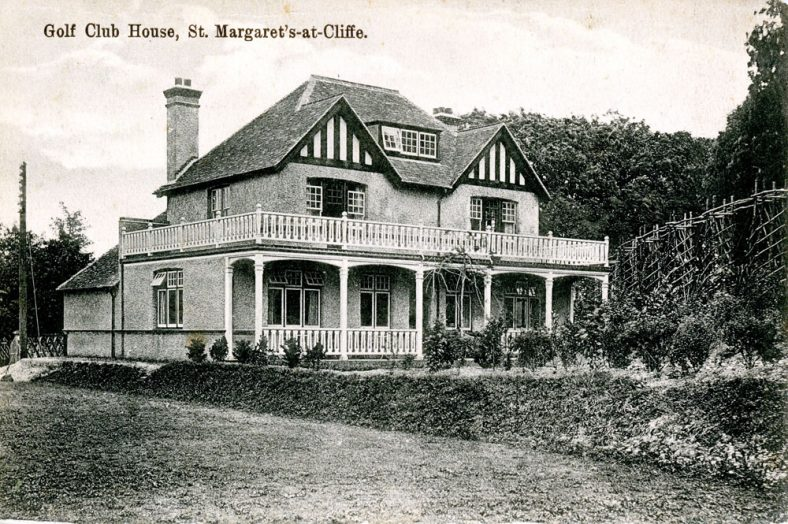 Golf Club House. dated 6 August 1912