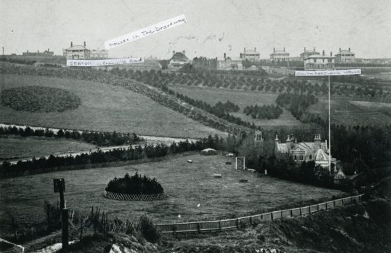 From Ness Point to Granville Road. c1880