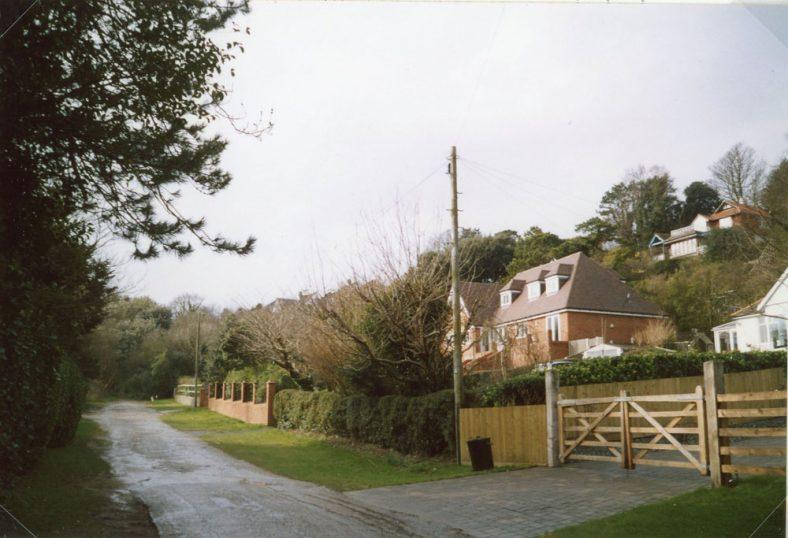 High Trees, Foreland Road. 15 February 2005